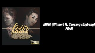 Mino Fear Ft Taeyang (Easy Lyrics)