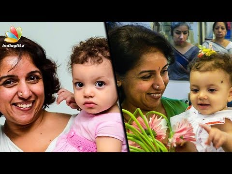 At 52 years, Revathi Reveals her Daughter's Photo | Hot Tamil Cinema News
