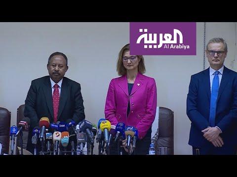 دعم دولي كبير لمساندة السودان اقتصاديا  - 05:58-2019 / 12 / 12