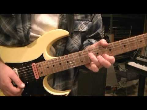 How to play Reality by Kenny Chesney on guitar by Mike Gross