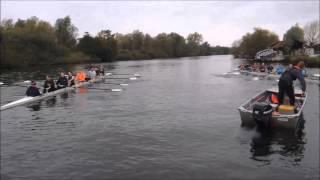 UEABC Learn To Row 2015  - Third week highlights