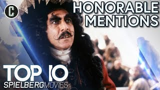 Top 10 Spielberg Movies: Honorable Mentions - Hook & Munich