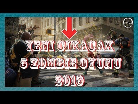 Yeni Çıkacak 5 Zombie Oyunu 2019 (PC, Xbox-One, PS4)