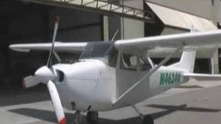 400 HP Corvette V8 Engine in a Cessna 172 - experimental thumbnail
