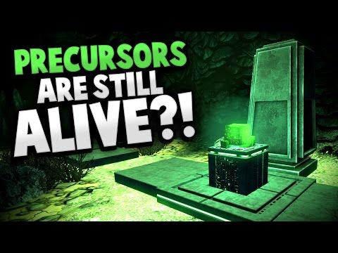 Subnautica - PRECURSORS ARE STILL ALIVE?! Hidden Caches & Meteor! - Let's Play Subnautica Gameplay
