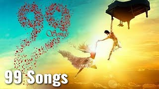 Gambar cover 99 Songs Soundtrack Tracklist   99 Songs (2020) Musical Romance Drama - Ehan Bhat, Edilsy Vargas