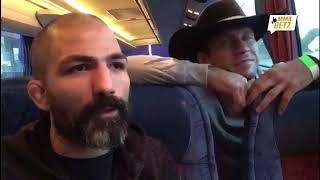 UFC Gdansk: Akira Corassani tror stenhårt på Donald Cerrone