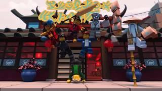 Secret Teas - LEGO NINJAGO - Wu's Teas Episode 1