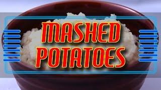 The Best Garlic Mashed Potatoes Recipe