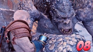God Of War Walkthrough Gameplay Part 8 - He Did it for Harambe 🔥 (God of War 4) (2018)