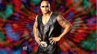 "The Rock 23rd WWE Theme Song ""Is Cookin"" (V3)"