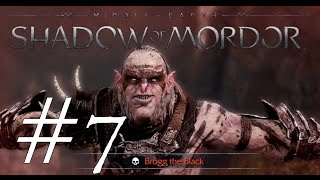 Shadow of Mordor Gameplay ~Generals everywhere~ Part 7