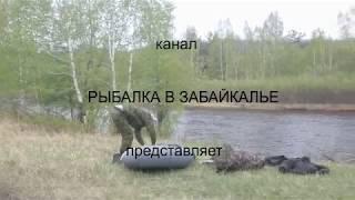 Неудачный сплав. река Оленгуй.