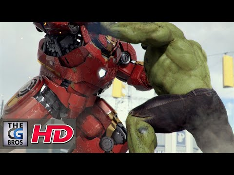 "CGI 3D Animated Short: ""IRON MAN GAMMA PROTOCOL""  - By Anthony Mcgrath 