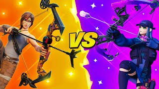 GRAPPLE vs SHOCKWAVE (Best Bow)