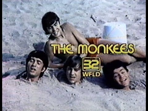 "WFLD Channel 32 - The Monkees - ""Dance, Monkee, Dance"" (Complete Broadcast, 7/3/1980)"