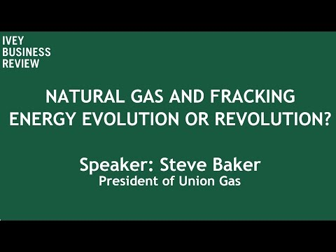 Natural Gas and Fracking: Energy Evolution or Revolution - S