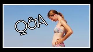 Q & A   Geschlechtsouting?   Name?   Geburt?    Schwanger mit 18