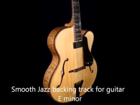 Smooth Jazz  backing track E minor 68 bpm1