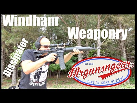 Windham Weaponry Dissipator AR-15 Review (HD)