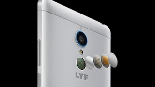 Lyf Water 7 Budget Volte Android Unboxing Review