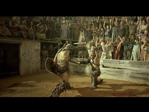не все бои гладиаторов на арене из сериала Спартак: Боги арены / Spartacus: Gods Of The Arena