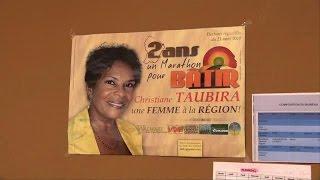 Condamnation de l'ex-candidate FN: réactions à Cayenne