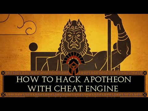 ► How to Hack ▪ APOTHEON ▪ with Cheat Engine ◄