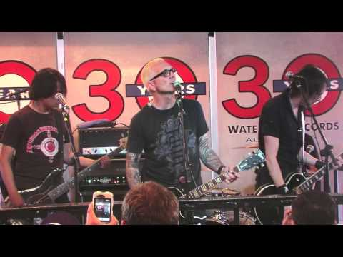 "Everclear ""Santa Monica"" live at Waterloo Records in Austin, TX 7/5/12"