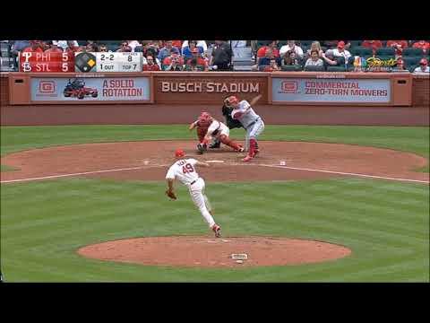 【MLB】紅雀伸卡球小將Jordan Hicks 飆103MPH球速