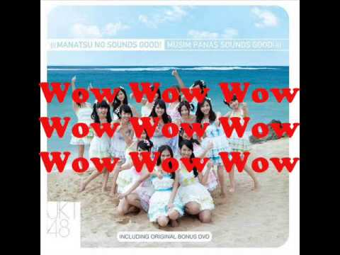 JKT48 - Bingo! (with lyric)