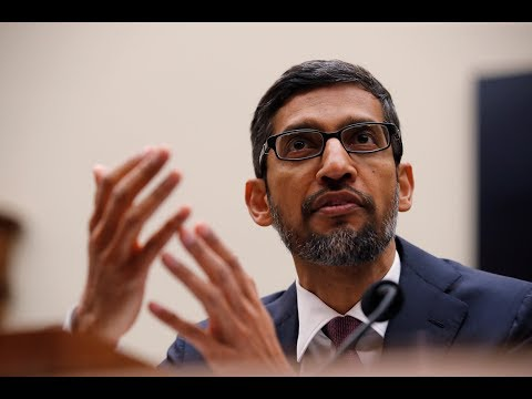 Lawmakers Grill Google CEO On Concerns Of Bias, Election Interference And Privacy