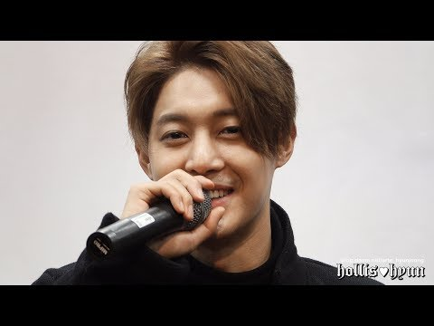 180107 Kim Hyun Joong 김현중 - Plan of the New Year @ 3rd