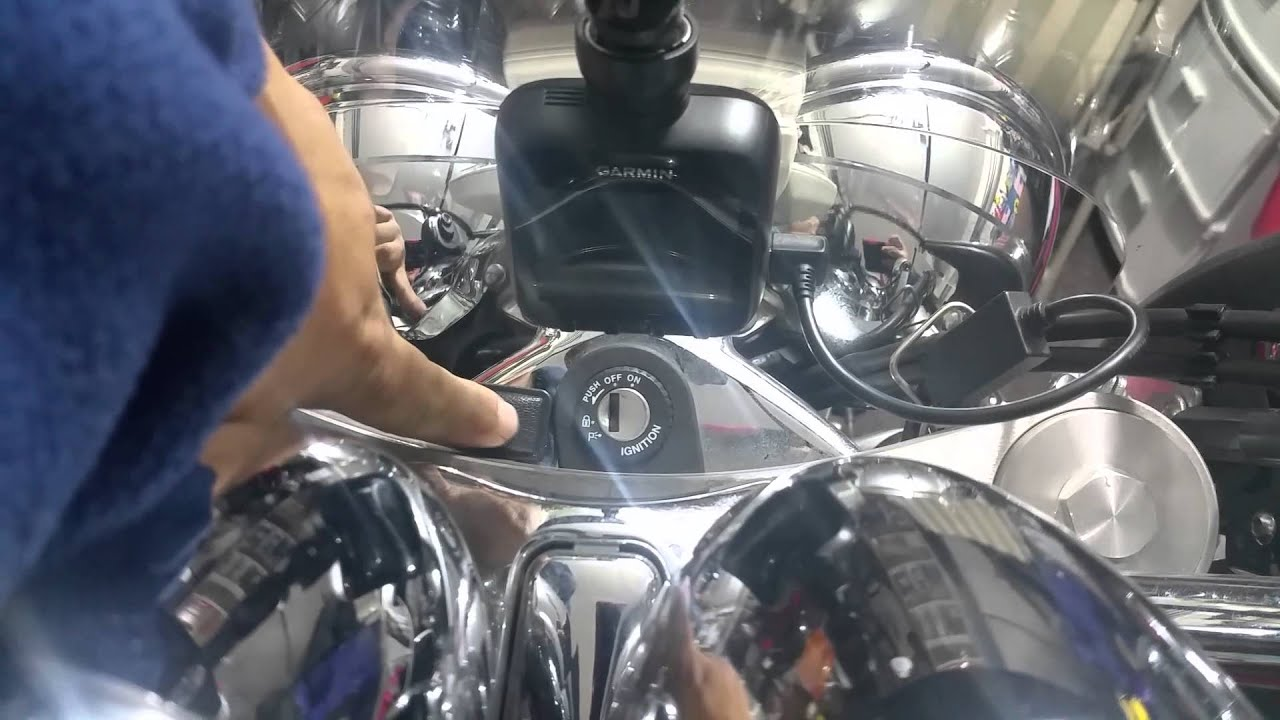 Mo Door Motorcycle Garage Door Opener Button Youtube
