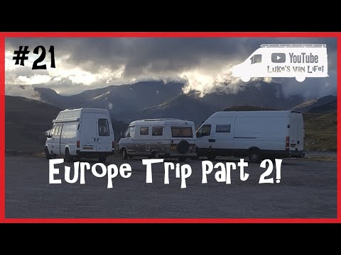 My van life#21 Holiday part 2! France and spain!