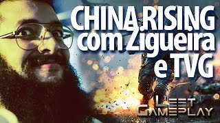 BATTLEFIELD 4 CHINA RISING feat. ZIGUEIRA E TRUTA VEGETA