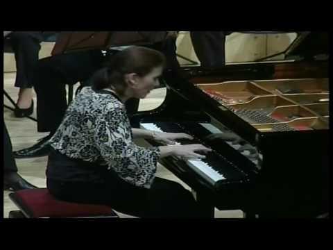 Igoshina - Rachmaninov Piano concerto n° 2 (III Allegro scherzando, 1/1