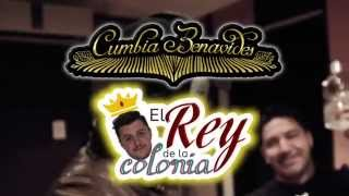 El Rey de la Colonia  Cumbia Benavides video lyric