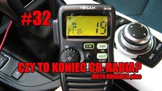 Czy to koniec CB-RADIA? #32 MOTO DORADCA plus