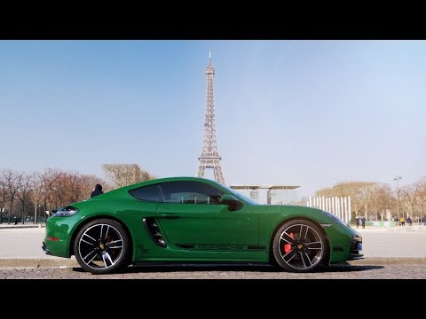 First Road Trip In My Porsche 718 Cayman S