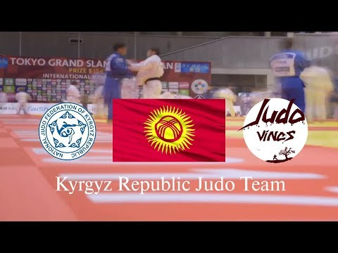 KYRGYZ REPUBLIC JUDO TEAM - HIGLIGHTS