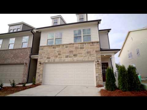 Mill Creek Lakes Townhome - 3006 Cedar Glade Ln - Buford GA