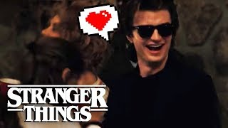 Stranger Things' Steve Harrington Cute Moments (Seasons 1 and 2)