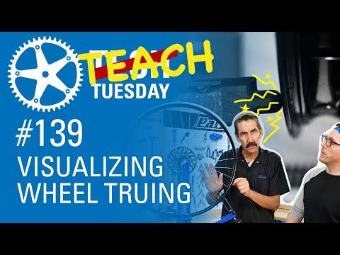 Visualizing Wheel Truing | Te(a)ch Tuesday