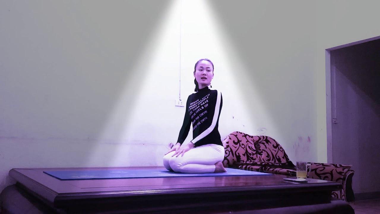 Bài tập  mông , eo thon yoga quỳnh anh