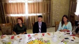 круглый стол ведущих и организаторов свадеб в ресторане