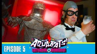 The Aquabats! Saturday Morning! - Powdered MilkMan!