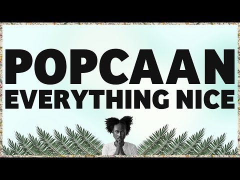 Popcaan - Everything Nice (Produced by Dubbel Dutch) - OFFICIAL LYRIC VIDEO