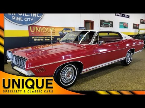 1968 Ford XL Fastback | For Sale $22,900