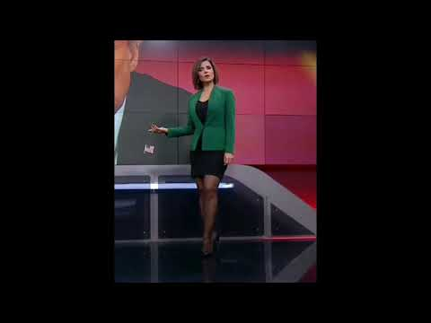 Semiha Şahin siyah incelerle KACMAZ
